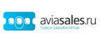 Переход на страницу интернет ресурса «Aviasales.ru»
