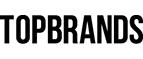 Переход на страницу интернет ресурса «TOPBRANDS»