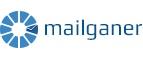Переход на страницу интернет ресурса «Mailganer»