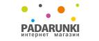 Переход на страницу интернет ресурса «Padarunki BY»