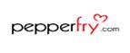 Переход на страницу интернет ресурса «Pepperfry IN»