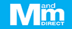 Klik hier voor kortingscode van MandM-Direct-NL