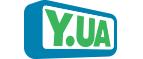 Логотип Y.UA