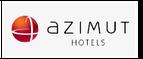 Логотип azimuthotels.com