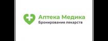 Логотип Аптека-Медика