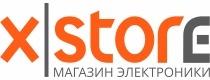Логотип X-store