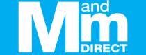 Klik hier voor kortingscode van MandM-Direct
