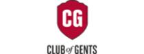 Klik hier voor de korting bij CLUB of GENTS