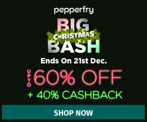 300x250_Big Christmas Bash Get 60% Off PLUS  40% Cashback