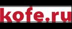 Скидка 4% на заказ в интернет-магазине Kofe.ru!