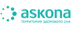 Логотип Аскона