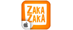 ZakaZaka [iOS,non-incent,RU]